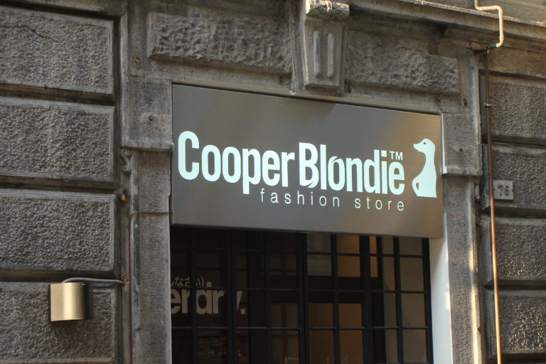 Cooper blondi