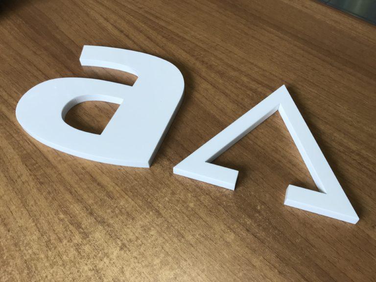 Lettere px 1 cm