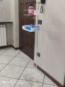 porta igenizzanti